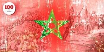 La Fabuleuse Histoire Des Drapeaux Marocains Le Desk