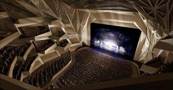 theatre rabat zaha hadid