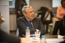 Mohamed Kettani, Président directeur général d'Attijariwafa bank. MOHAMED DRISSI KAMILI / LE DESK