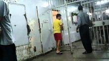 Le centre pénitentiaire de Oukacha dans la banlieue de Casablanca. DR
