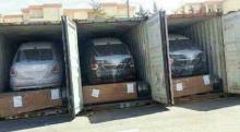 Des citadines Hyundai importées en l'état par THK alors que l'entreprise a profité d'abattements fiscaux pour une industrie automobile locale. DR
