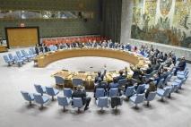 28 avril 2017. Vote de la résolution n°2351 sur le Sahara au Conseil de Sécurité de l'ONU. UN-PS.