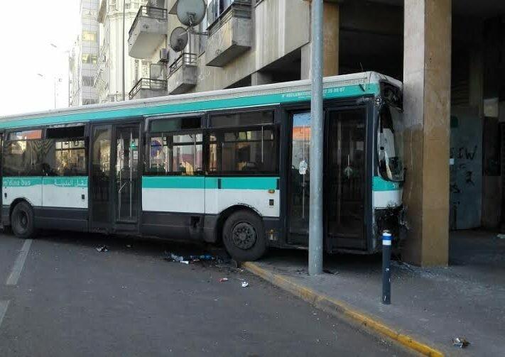 """Résultat de recherche d'images pour """"حافلات النقل الحضري متهالكة"""""""