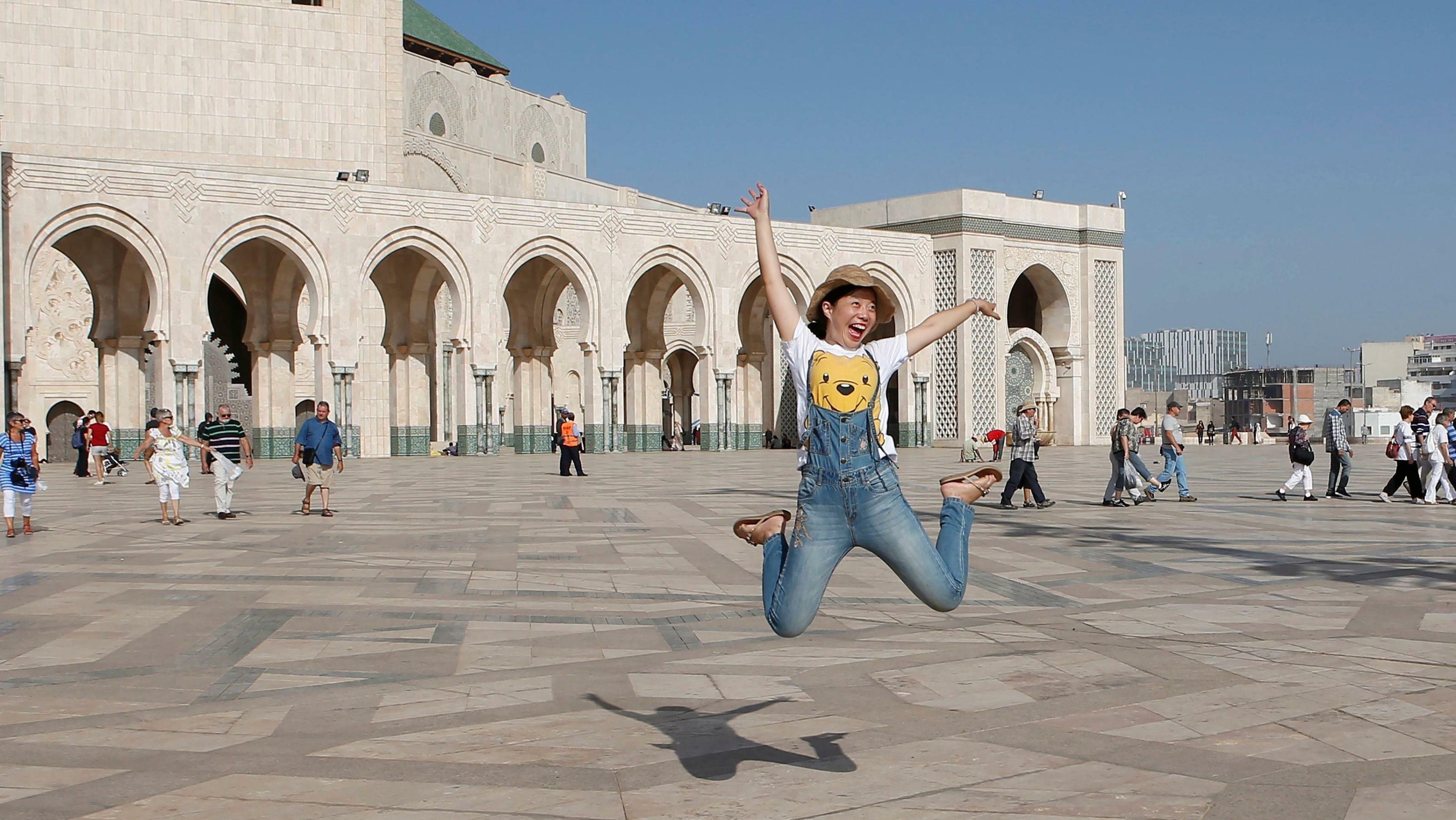 Le boom des touristes chinois au maroc confirmé en 2018 le desk